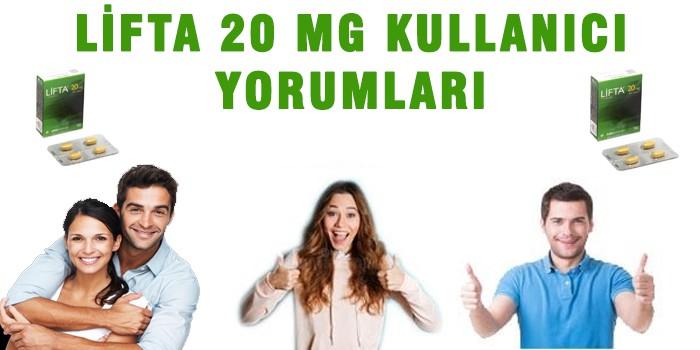 Lifta 20 Mg Kullanici Yorumlari Gorusler Oneriler Ve Sikayetleri Okuyun